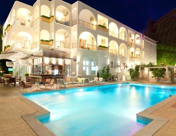 Hotel Kronos- Pool